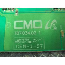 Placa Inverter Samsung Ln40a550 / Ln40a610 Código T871034.02
