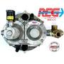 Redutor Reg R89e Italiano P/ Gnv C/2 Saídas Motores Até 6.0