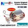 Estator/bobina Original P/serra Circular 5140 Nb 220v Makita