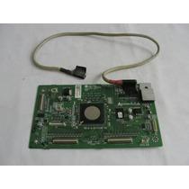 Placa Ctrl 6871qch074d Lg 42pc1rv Serve Tela - Pdp42v80211
