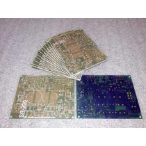 Placa Para Montar Amplificador Tda7294 - 200wts