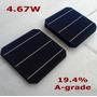 36x Células Solar Grade A Fotovoltaica 4,67 W Painel Solar