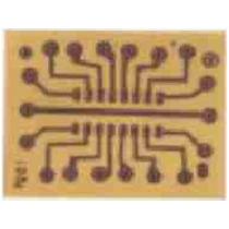 5x Placa Para Circuito Impresso Padrão Pci-1