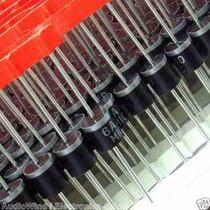 Diodos 6a8 - 6a / 800v Arduino Eletro/eletrônicos (5 Unid.)