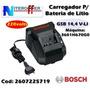 Carregador P/bateria Lítio Original Gsb 14,4 V-li Bosch 220v