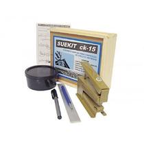 Kit Conjunto Para Confeccao De Placa Circuito Impresso Ck-15