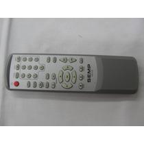 Controle Remoto Dvd Semp Toshiba Dvd3100 Original