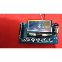 Placa Decodificador Usb Bluetooth Lcd 12 V Mp3 Player