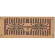 2x Placa Para Circuito Impresso Padrão Pci-3