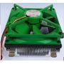 Dissipador De Calor Com Cooler 12v Ideal Para Amplificador