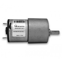 Micro Motor Dc C/ Cx Red.12v 3rpm 15,00kgf.cm + Datasheet