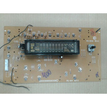 Placa Frontal Som Gradiente As-400 Pci-654a Rev.c