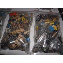 Kit Lote De Componentes Eletrônicos