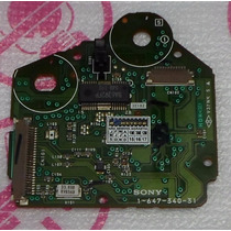 Placa Do Cd Som System Sony Lbt-a495 Lbta495 Com Garantia!!!