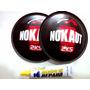 2 - Calota Protetor P/ Falante Hinor Nokaut 2k5 135mm + Cola