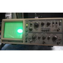 Ociloscopio Goldstar Seminovo Mod:os-9100d 100mhz