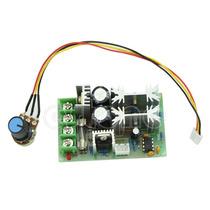 Controlador Pwm 20a 10v-60v Dc Controle De Rotação Motor Hho