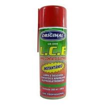 Limpa Contato Elétrico Inflamável 300ml Com 12 Unidades