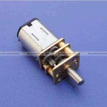 Mini Motor 12v Dc 100rpm Alto Torque