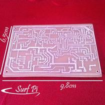 Detector De Metal - Surf Pi - (placa Sem Componentes)