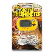 Zoomed Termômetro Digital P/ Terrários Ou Aquários Th24