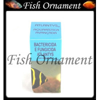 Bactericida E Fungicida - Atlantys 15ml - Fish Ornament