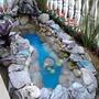 Lona Azul Para Laguinho Artificial Ornamental 4x3 M 300micra