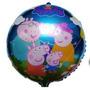 Balões/bexigas Peppa Pig 45 Cm- 10 Unidades - Pronta Entrega