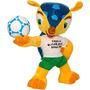 Pelúcia Fuleco 30 Cm Copa Do Mundo Da Fifa 2014