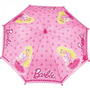Guarda Chuva Infantil Barbie Mini Sombrinha Original