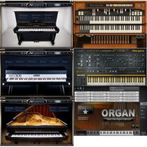 Vst De Piano, Rhodes, Harmmond, Tubos, Sintetizador