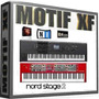 Pianos Nord Stage + Yamaha Motif Xf 8 Samples Kontakt Vst