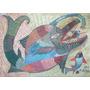 Francisco Da Silva Pintura Quadro Arte Primitiva Brasil Naif