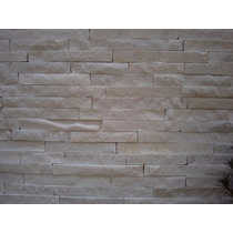 Pedra Decorativa Em Gesso Pra Parede Modelo Filete Canjica