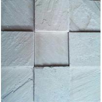 Pedra São Tomé Mosaico 10x10 Na Tela E Solto-menor Preço Sp