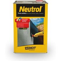 Neutrol - Tinta Asfáltica Bl 18l Vedacit