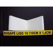 Rodapé Eva Flexível E Autoadesivo Liso 10cm X 14mm