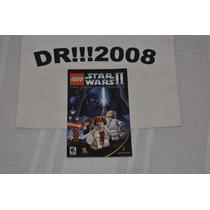 Manual Lego Star Wars 2 Original P/ Playstation 2!!!