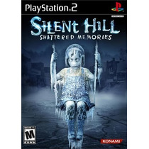 Silent Hill Shattered Memories Ps2 Patch