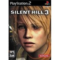 Silent Hill 3 Ps2 Patch + 2 De Brinde