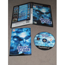 Silent Scope Jogo De Playstation 2
