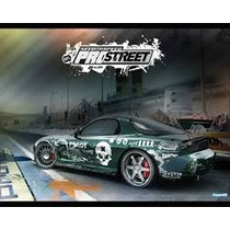 Patche Need For Speed Pro Street Playstation2