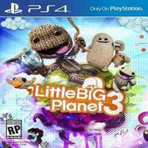 Little Big Planet 3 Português Ps4 Pré Venda 1°(código Psn)