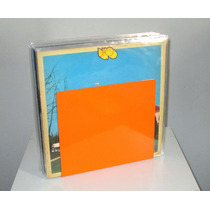Vintage Porta Lp Suporte Organizador Disco Vinil Em Metal
