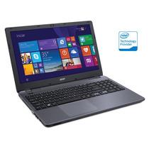 Notebook Acer Com Teclado Numerico Core I3-5005u 500gb 4gb