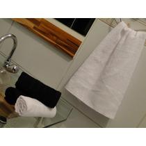 Toalhas De Rosto Branca P/ Salão De Beleza- Promoção!