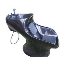 Lavatório Cabelereiro Salão De Beleza Italiano Porta Shampoo