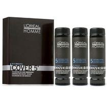 Loreal Homme Cover - Pura Mania Cosmeticos