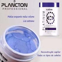 Matizador - Máscara Btox Plancton Platinun Frete Gratis