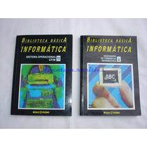 2 Livros Sistema Operacional Cp/m - Dic Termos Informatica